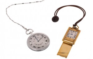 Vintage Cartier Pocket Watches