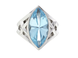 Stephen Webster Blue Topaz Ring