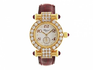 Chopard Imperiale Ruby and Diamond Watch