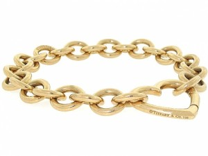 Tiffany and Company Heart Bracelet