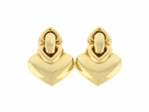 Bvlgari Doppio Cuore Earrings