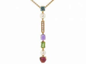 Bvlgari Color Collection Necklace