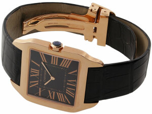 Cartier Santos Dumont in 18K Pink Gold