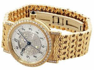 Breguet Diamond Watch