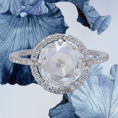 martin katz diamond ring