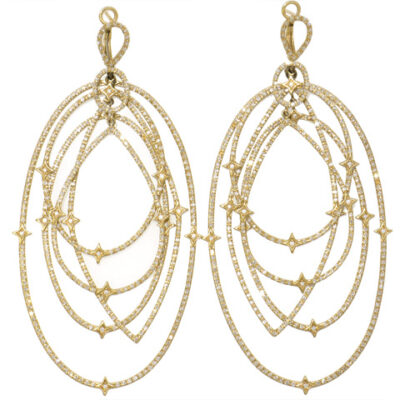 Loree Rodkin Michelle Earrings