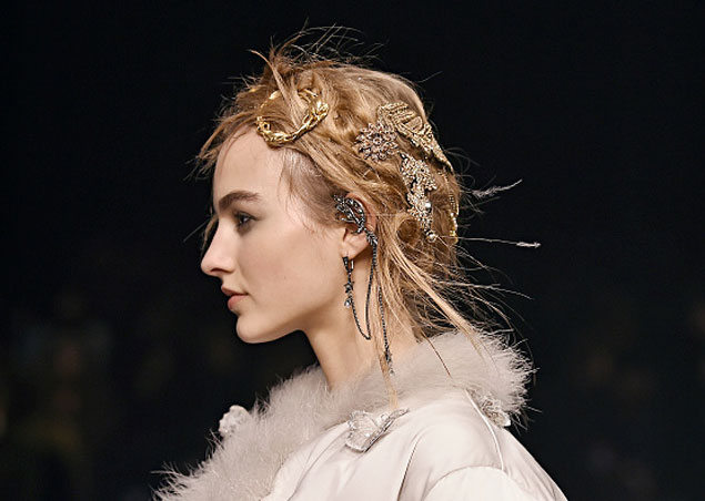 Trend Report: Jewelry for Your Hair