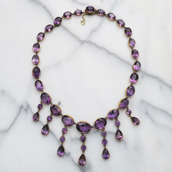 Want That Wow Effect? Go Bold With a Beautiful Amethyst