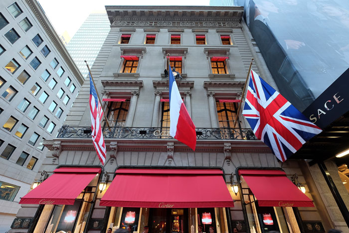 Cartier and The Story Behind Its Celebrated Fifth Avenue Maison