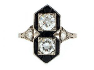 Shop Art Deco Vintage Rings