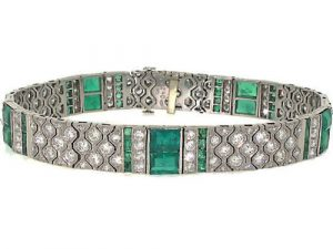 Shop Vintage & Estate Art Deco Bracelets