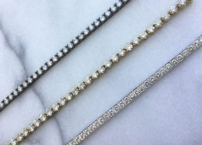 Now Trending: Tennis Bracelets Have Never Looked So Appealing