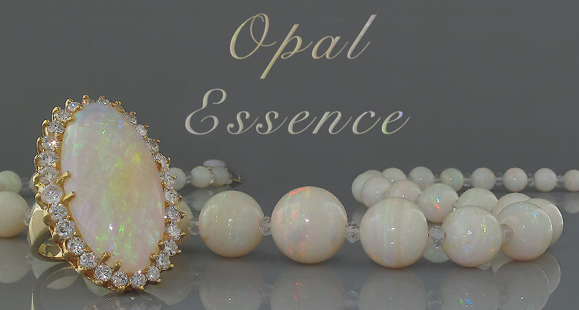 Balancing Acts — Libra and the Controlled Fire of the Opal