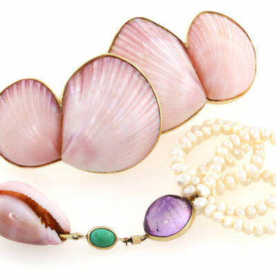 Marguerite Stix Shell Jewelry