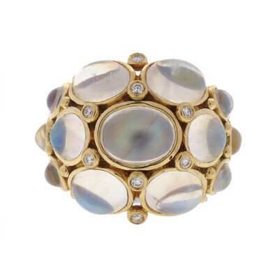 temple st clair moonstone ring