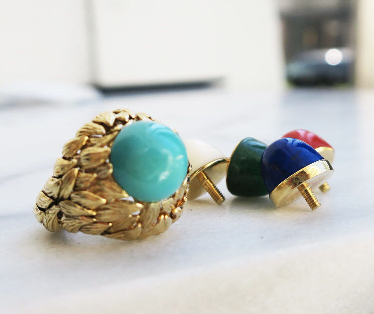 David Webb Jewelry Still Wows With A Bold and Timeless Point of View